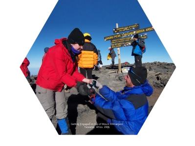Kilimanjaro 12x16