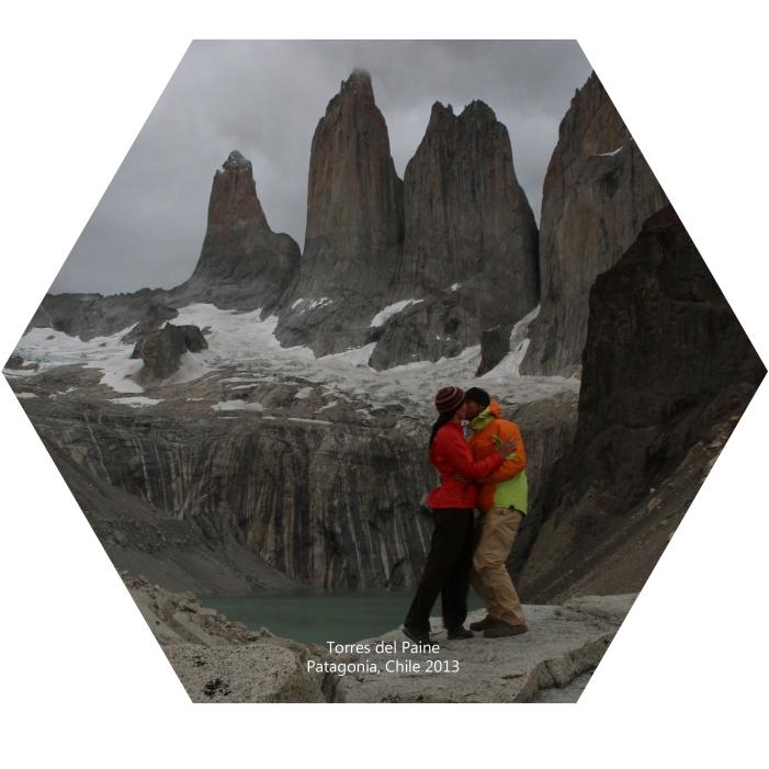 Torres del Paine 10x10